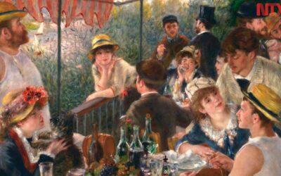 ¿Cuál es la magia de Renoir? Ni sus manos deformes pararon sus pinceles