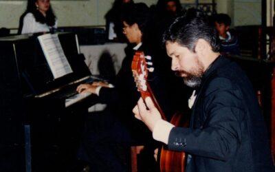 Una vida para la guitarra y sus futuros intérpretes
