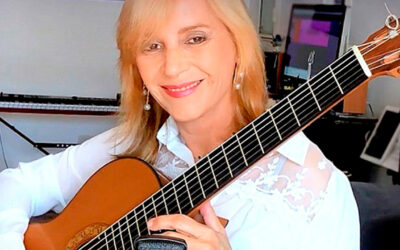 Marina Parilli, la mujer en la historia y actualidad de la Guitarra Clásica