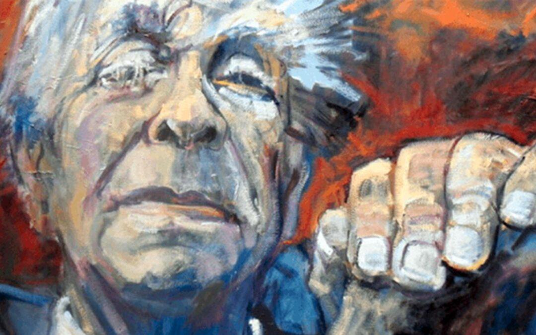 Mis días, Borges y mi padre