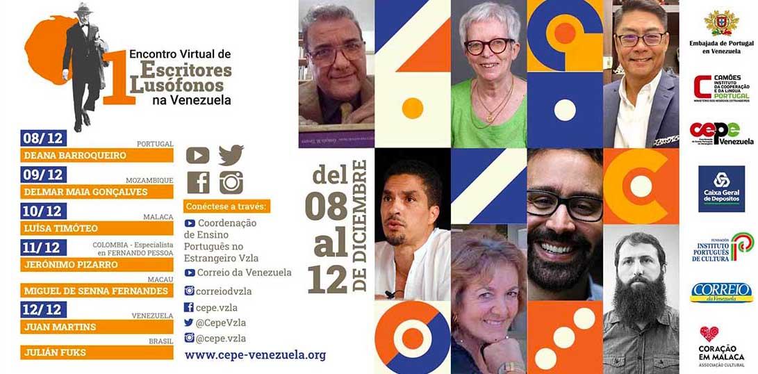 Encuentro de Escritores Lusófonos en Venezuela