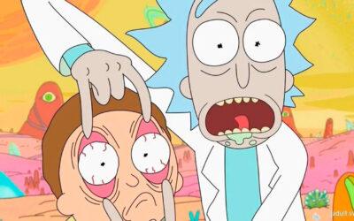 El Cyberpunk en Rick & Morty
