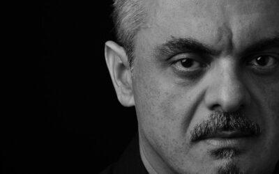 El oscvro señor V | La nueva novela de Norberto José Olivar