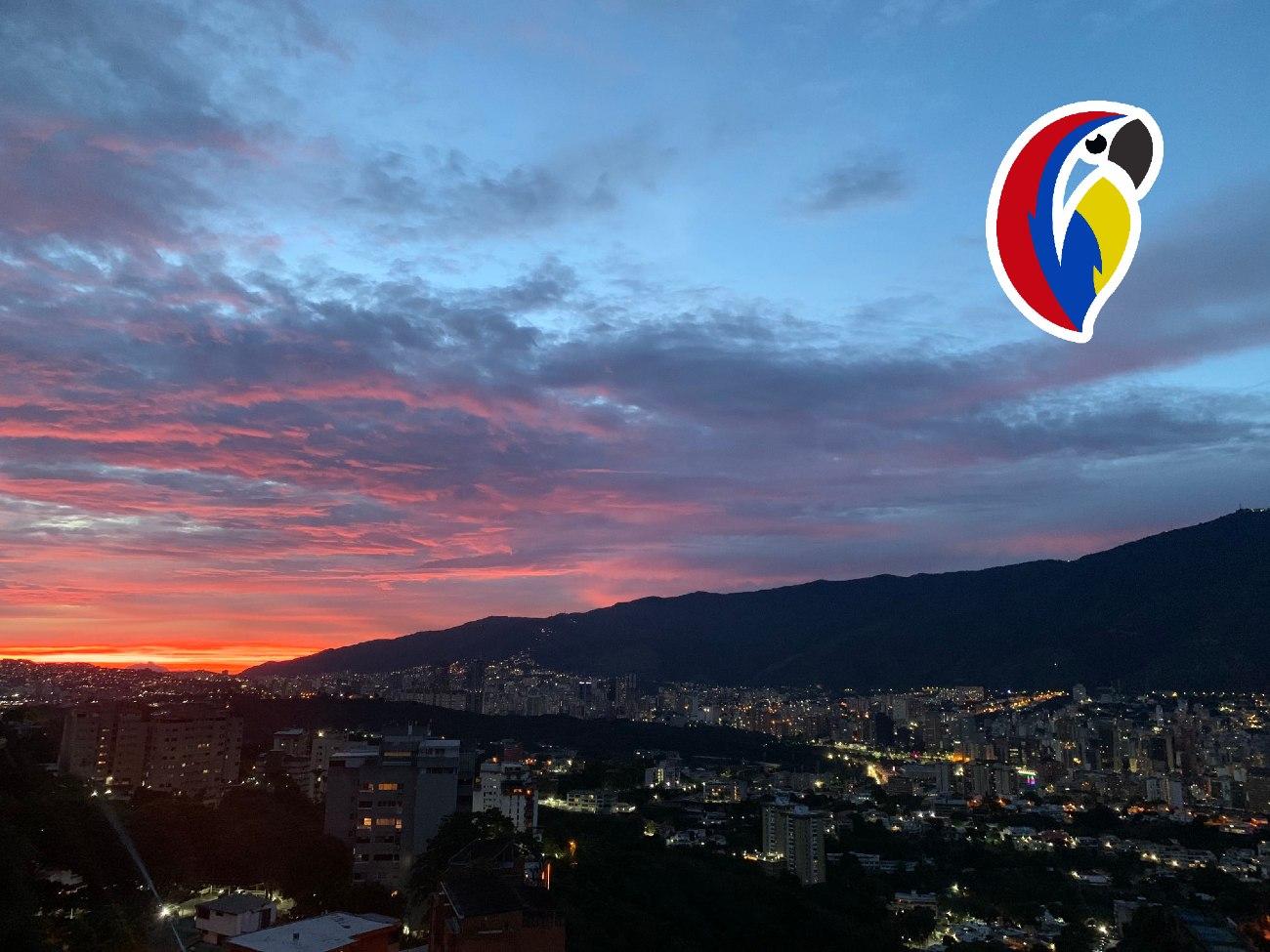 Caracas cielo