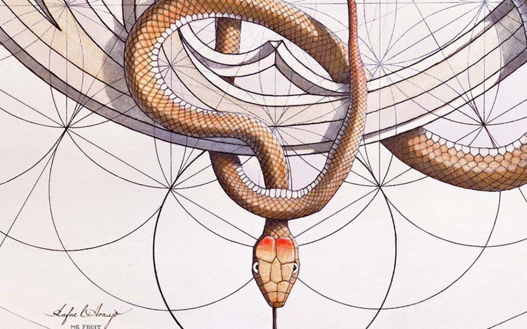 """El """"Golden Geometry Coloring Group"""" de Rafael Araujo"""