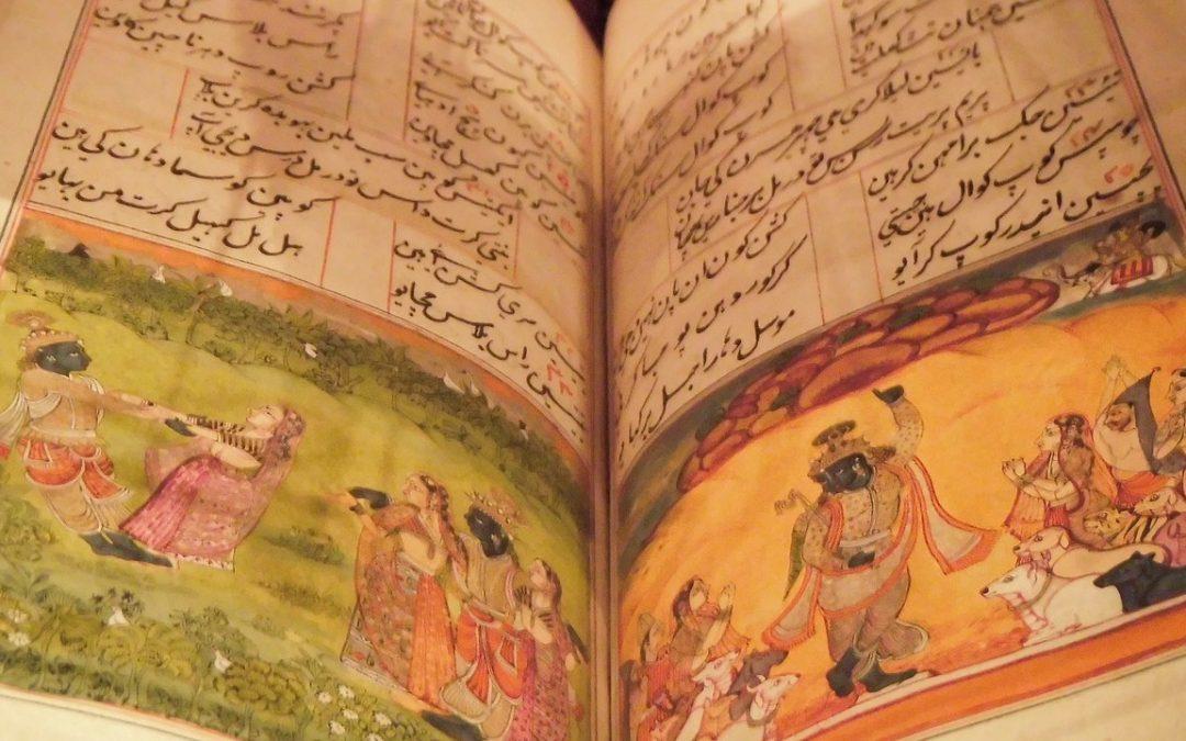 Bhagavad Gita: La hora más oscura