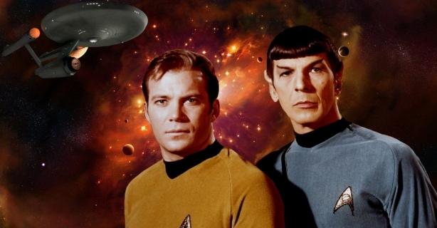 Star Trek - Kirk y Spock