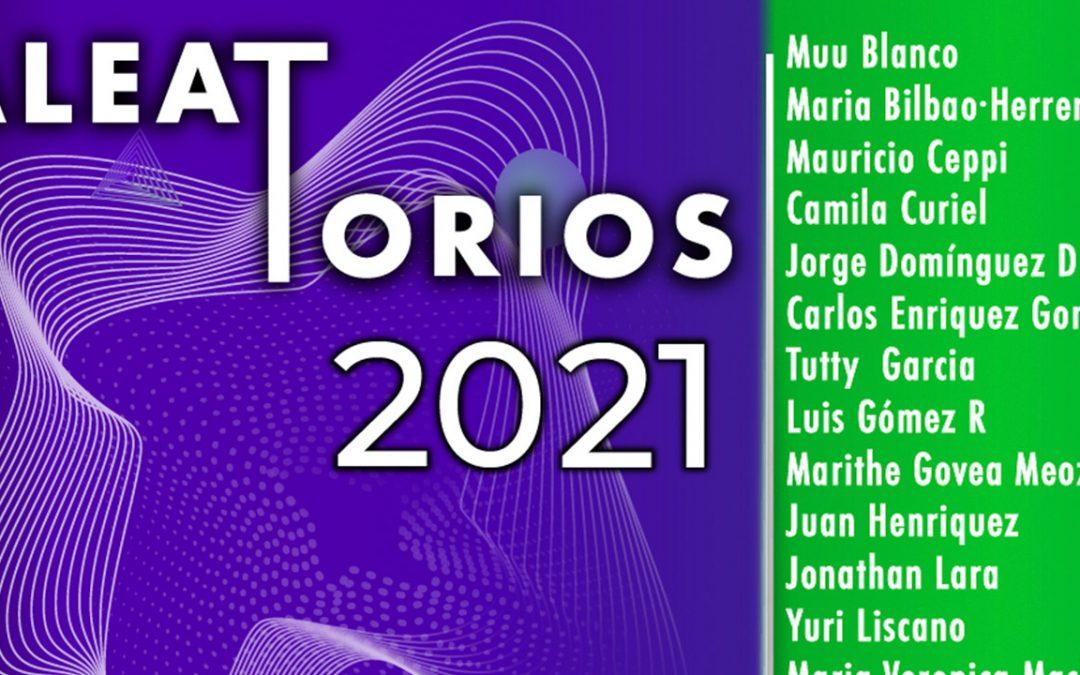 Aleatorios 2021 | Nuevas perspectivas del arte contemporáneo venezolano