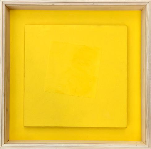 Obra de Juan Raul Hoyos - Yellow SQ