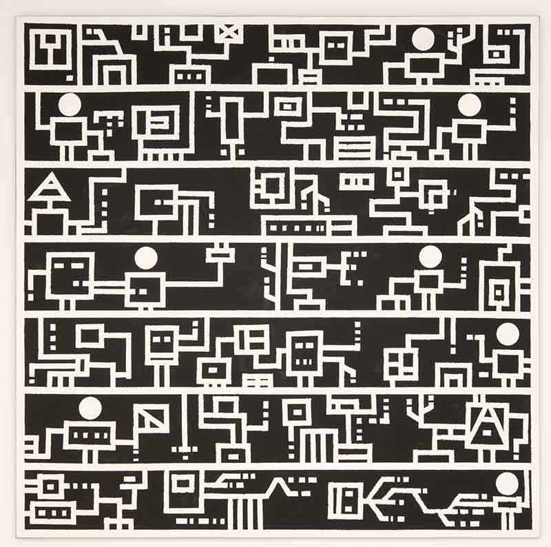 "Obra de Marcus Blake - ""Hirofity"""