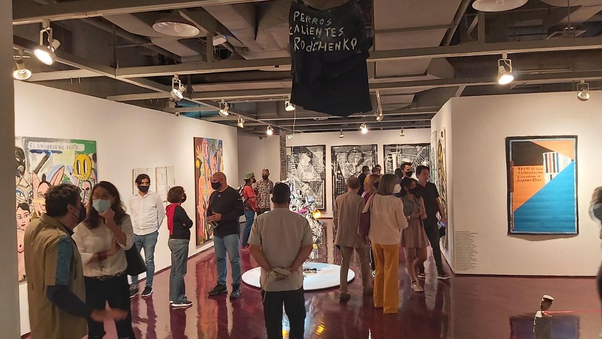 Sala TAC - Luis Salazar - Art in America