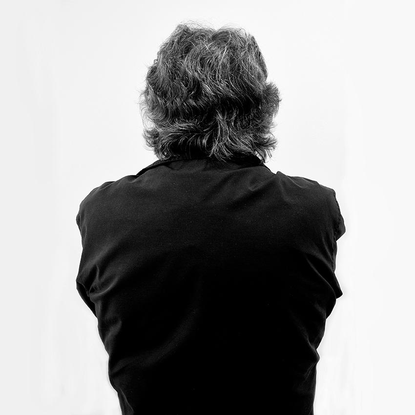 """Carlos Cruz-Diez, artista plástico, de la serie """"Conocidos:Desconocidos"""" 2020"""