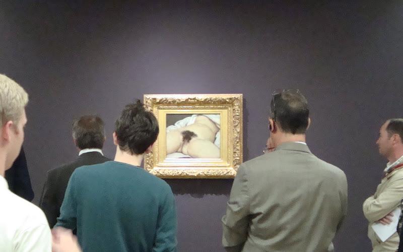 El origen del Mundo - Gustave Coubert