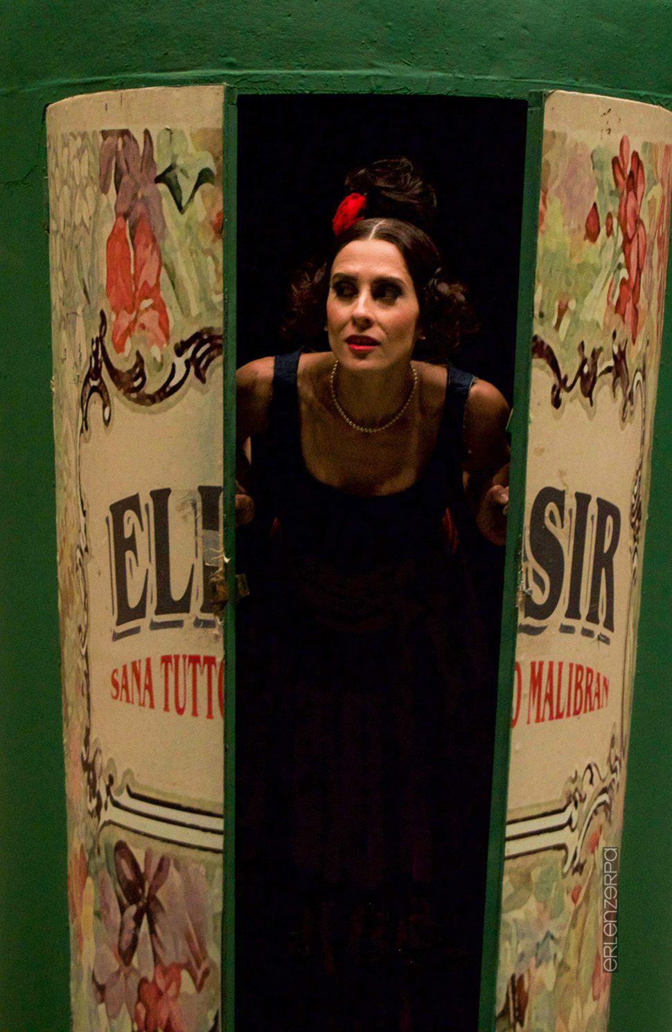"""Ópera """"Elixir de Amor"""" de Gaetano Donizetti. Dirección Escénica: Miguel Issa. Fotografía Erlen Zerpa."""