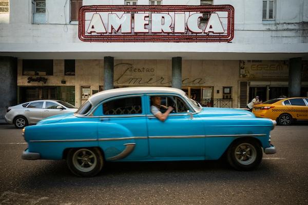 Serie La Cuba que tanto odié, La Habana que tanto amé 2019