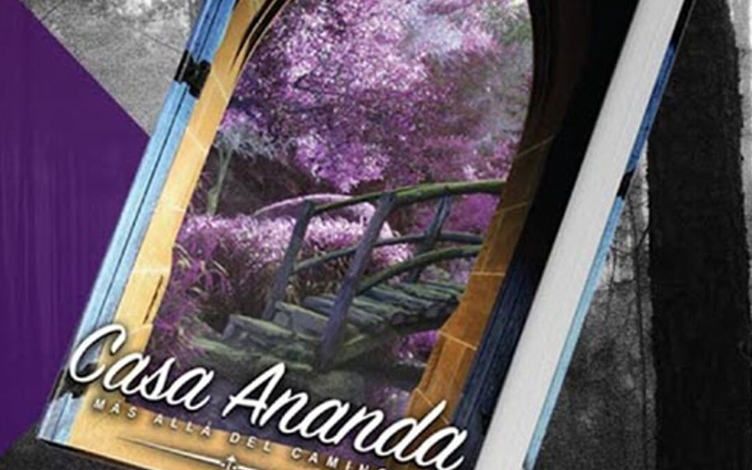 La escritora venezolana Mary Vivas presenta su primera novela Casa Ananda